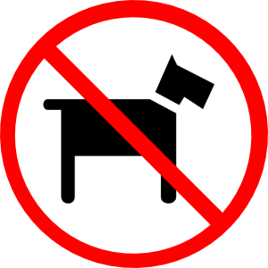 No_dogs
